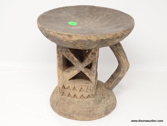Cuuna round stool uniform geo auctions online proxibid