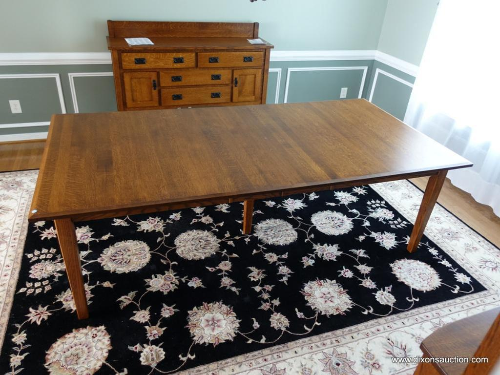 Outstanding Lot Dr Amish Originals Oak Shaker Dining Table Quarter Beutiful Home Inspiration Cosmmahrainfo