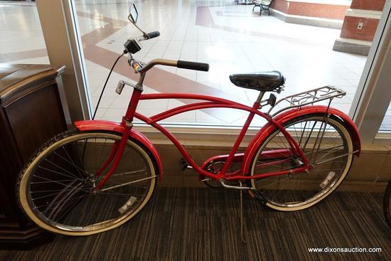 VINTAGE HUFFY BICYCLE | Art, Antiques & Collectibles
