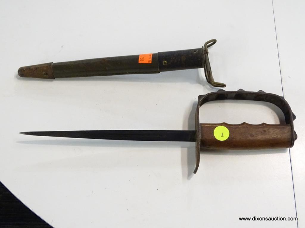 11/20/18 Military Collectibles & Firearms Auction.