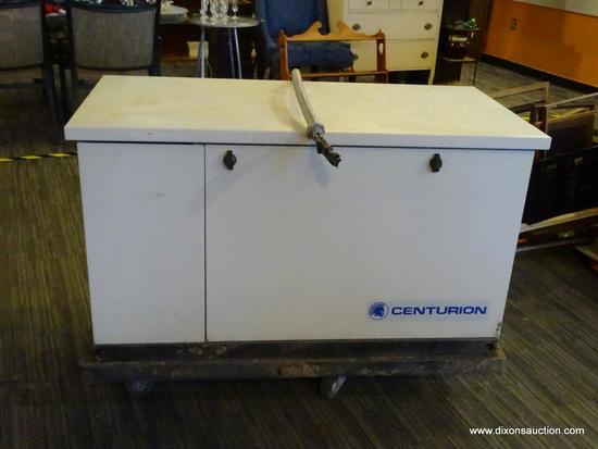 CENTURION AUTOMATIC STANDBY GENERATOR; THE TOP-SELLING HOME STANDBY GENERATOR PROVIDES BACKUP POWER