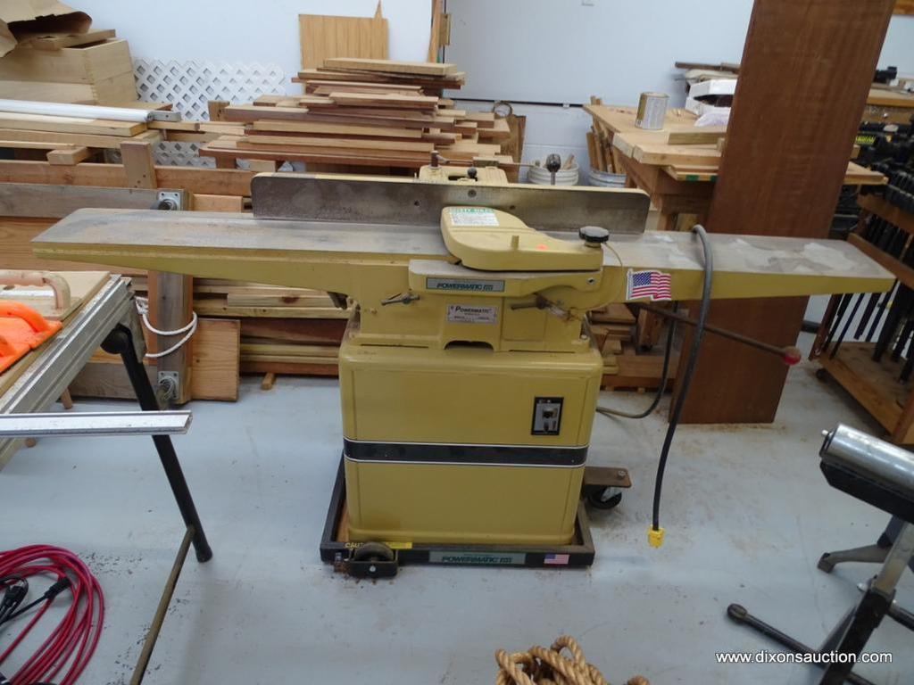 4/1/19 Wood Working Shop Liquidation Auction.