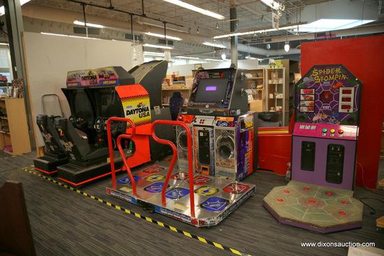 5/24/19 Online Arcade Video Game Auction.