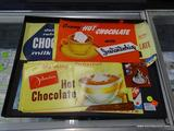 (SC) 1960'S ADVERTISING SIGNS; INCLUDES APPROXIMATELY 20 JOHNSTONS ICE CREAM ADVERTISING SIGNS. ALL