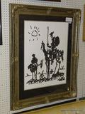 LARGE PABLO PICASSO PRINT;