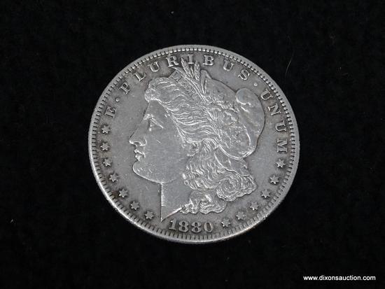 1880-S MORGAN SILVER DOLLAR