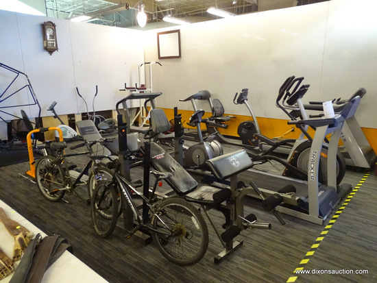 6/18/19 Online Exercise Equipment Auction.