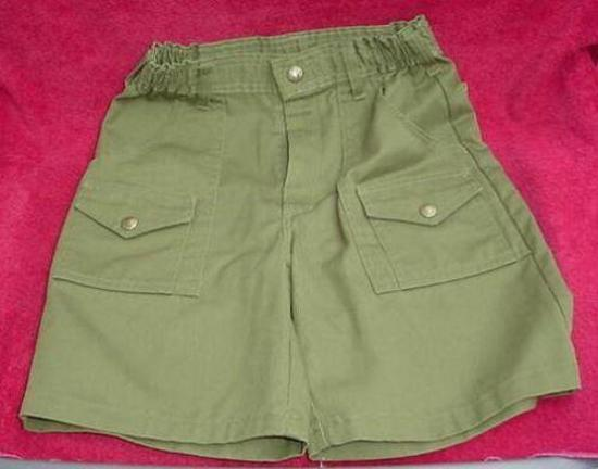 BSA BOY SCOUTS TROOP SCOUT SHORTS SIZE WAIST 22 Boy Scouts of America Troop boy?s shorts. Nice BSA