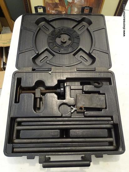 MITER SAW ACCESSORY KIT; CRAFTSMAN ACCESSORY KIT INCLUDING 2 EXTENSION RODS, 1 MATERIAL CLAMP, AND 1