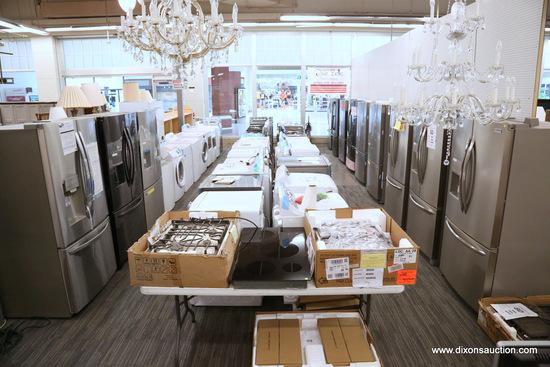 Brand New! Scratch & Dent Appliance Online Auction