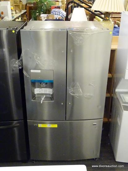 Frigidaire 26.8-cu ft 3-Door Standard-Depth French Door Refrigerator