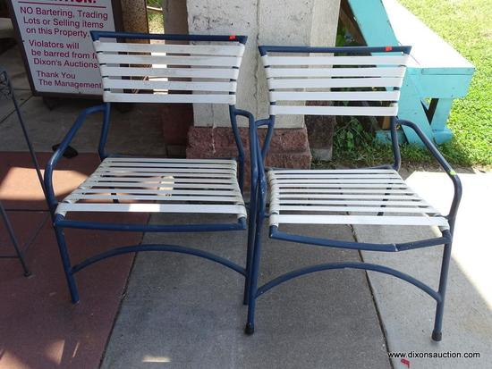 Strange Out Set Of Patio Chairs Set Of 2 Patio Chairs With Blue Home Interior And Landscaping Dextoversignezvosmurscom