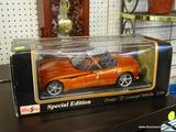 SPECIAL EDITION DODGE CONCEPT VEHICLE; MAISTO SPECIAL EDITION DODGE CONCEPT VEHICLE. 1:18. NEW IN