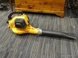 POULAN PRO GAS LEAF BLOWER; POULAN PRO BVM200LE LEAF BLOWER. HAS DUCT TAPE CONNECTING THE PLASTIC