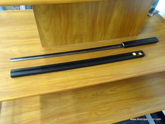 UCHIHA GRASS CUTTER SWORD; AVIAS KNIFE SUPPLY UCHIHA SASUKE KUSANAGI SWORD GRASS CUTTER SWORD (BLACK