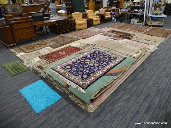 10/22/19 Online Vintage & Antique Rug Auction.