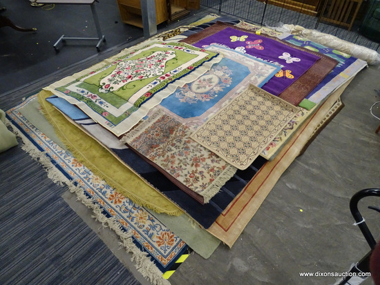 2/13/20 Online Rug Auction.