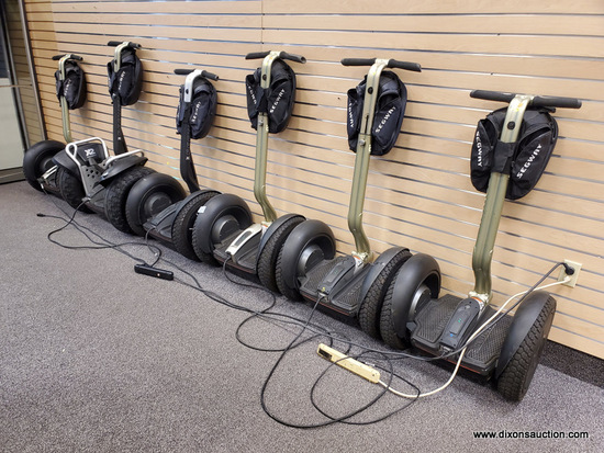 5/22/20 Segway Liquidation Online Auction.