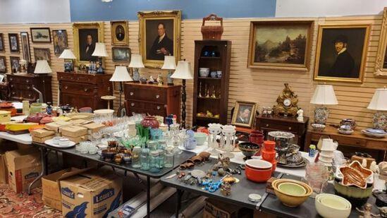 7/7/20 Antiques, Fine Arts & Collectibles Sale #2.