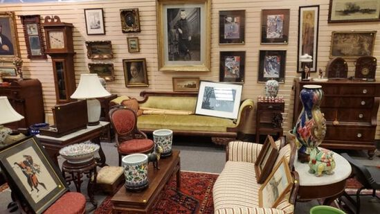 7/8/20 Antiques, Fine Arts & Collectibles Sale #3.