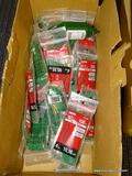 (RWALL) LOT OF UTILITECH CABLE TIES; 45 PACKS OF [100] 4