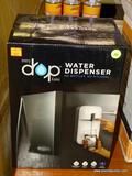(R1) EVERY DROP WATER DISPENSER - WHITE; REDUCES 28 CONTAMINANTS, REDUCES LED, 1 FILTER = 1000 WATER