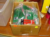 (RWALL) LOT OF UTILITECH CABLE TIES; 37 PACKS OF [100] 4
