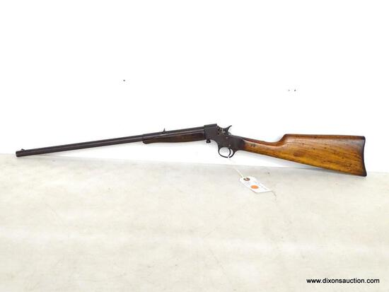 J. STEVENS .22 CAL LONG RIFLE. **NOTE- RIFLE IS FOR DECORATION ONLY.SERIAL # S333