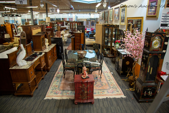 10/26/20 High End Furniture & Collectibles Sale.