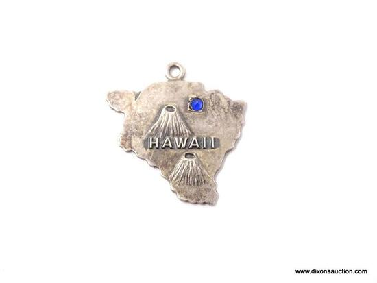 .925 STERLING SILVER LADIES HAWAII CHARM