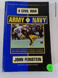ARMY VS. NAVY FOOTBALL BOOK;