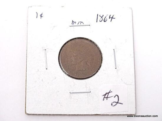 1964 INDIAN CENT.