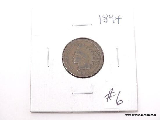 1894 INDIAN CENT.