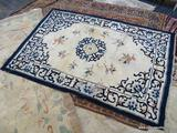 INDIA MING RUG. MEASURES 6' 2
