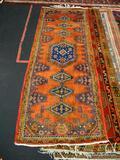 IRAN SORAUK RUG. MEASURES 3'10