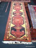 IRAN SARAB RUG. MEASURES 3'9