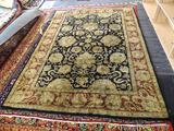 INDIA TUFTED RUG. MEASURES 8' X 10'11