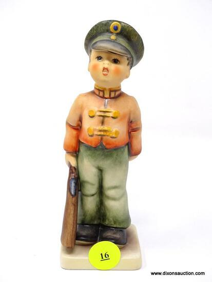"GOEBEL HUMMEL ""SOLDIER BOY"""