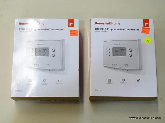 2 PC THERMOSTAT LOT