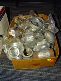ASSORTED GALVANIZED PIPING LOT