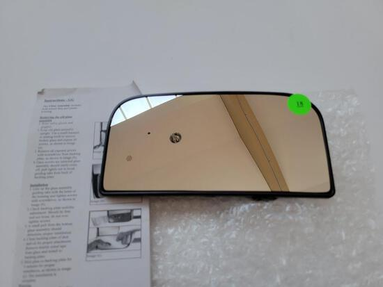 SIDE MIRROR BOTTOM PIECE FOR CHEVY AVALANCHE - NEW IN BOX