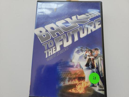 BACK TO THE FUTURE TRILOGY DVD SET - APPEARS NEW