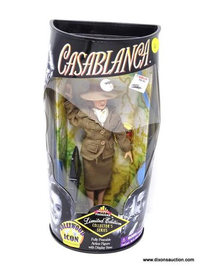 LIMITED EDITION COLLECTORS SERIES FULLY POSEABLE ACTION FIGURE WITH DISPLAY BASE FROM THE MOVIE