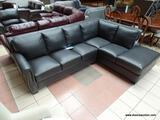 BRAND NEW ENCORE LEATHER SECTIONAL. CREATE THE LIVING ROOM YOUR FAMILY WILL LOVE WITH THE ENCORE