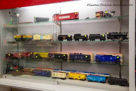 8/4/21 Sports Memorabilia & Lionel Trains Sale.
