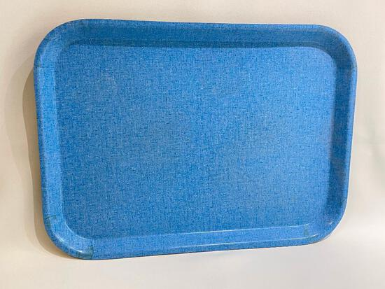 (S11K) GEORGE NELSON BOLTABEST MID CENTURY MODERN TRAY (22 X 16 INCHES)