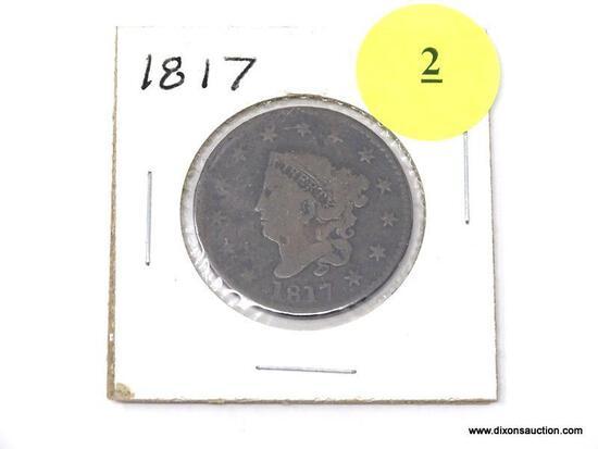 1817 Large Cent
