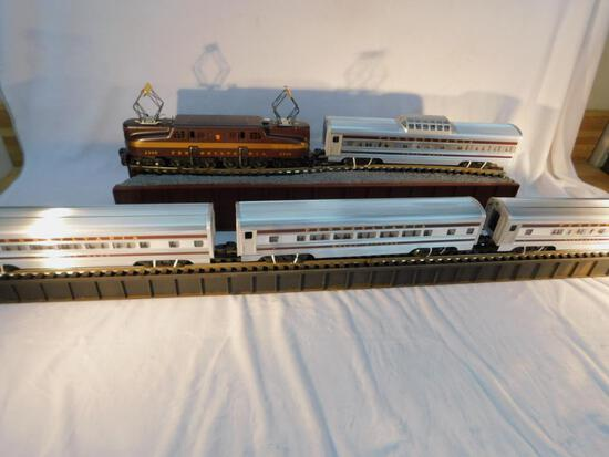 "Lionel ""The Congressional"" 5 Car Train Set"