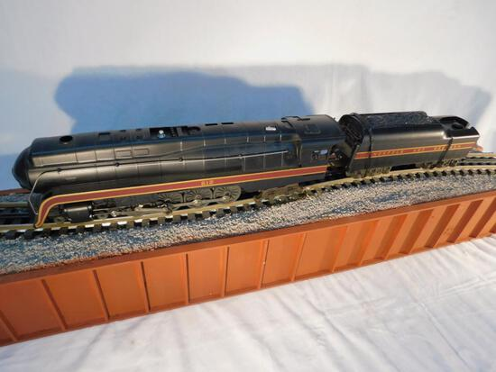 "Lionel No. 6-18040 4-8-4- Norfolk and Western ""J"" Locomotive and Tender"