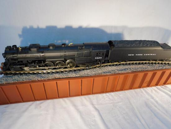 Lionel No. 6-18009 New York Central 4-8-2 Mohawk L-3 Class Locomotive